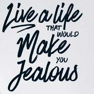 Live a Life Alt